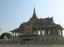 King's Palace in Cambodia