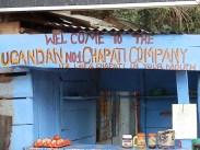 Number 1 Chapati Company! Yay!