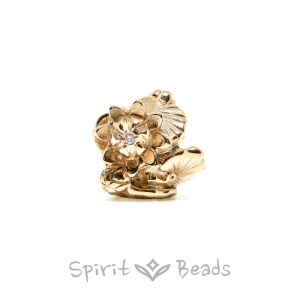 Spiritbeads Lotus Gold Diamond (not limited)