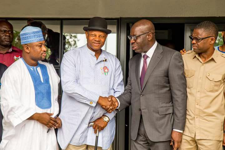 The path to security, human capacity development in Niger-Delta by Obaseki
