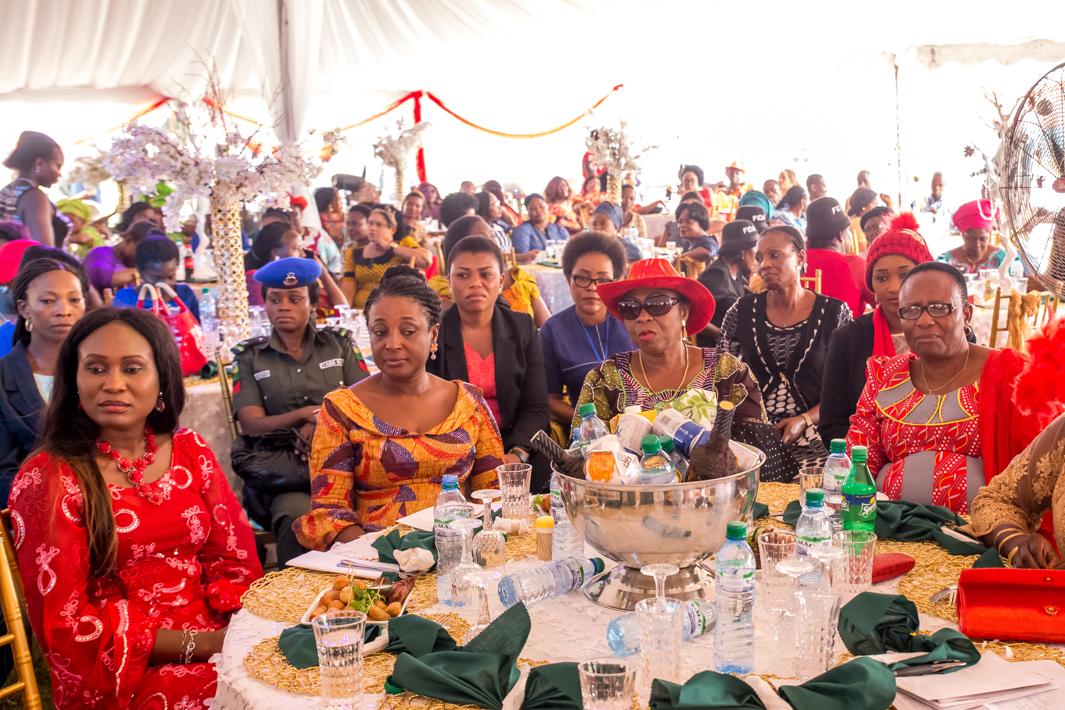 The Renewal of Nigeria begins with Edo – Mrs. Obaseki