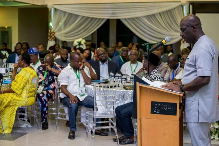 Governor Obaseki Kicks Off Edo State Government Strategy Dialogue, 8th December 2016
