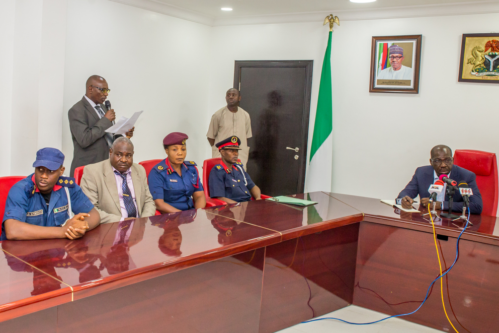 Edo, NSCDC team up to tackle menace of herdsmen