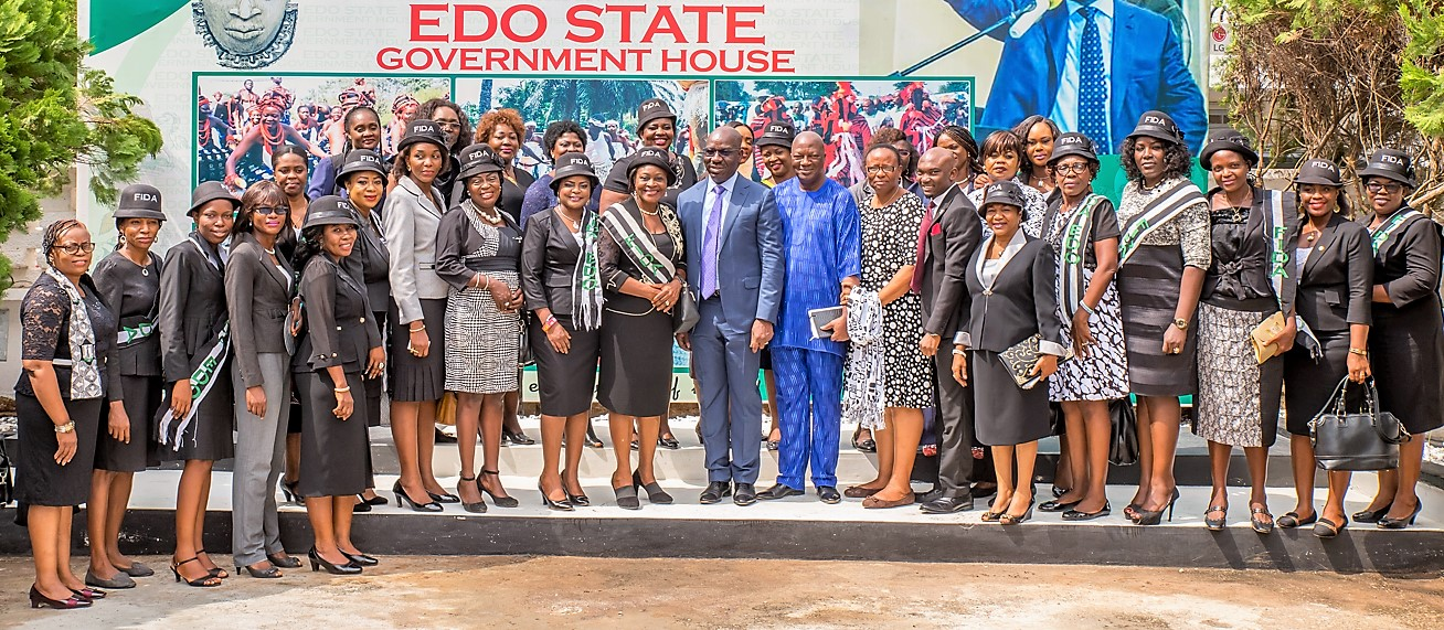 Obaseki assures FIDA of Remand Home security
