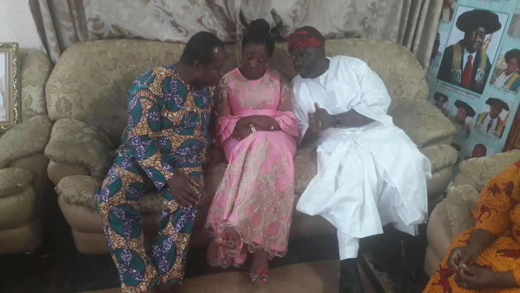 Edo, Delta to give Ogbemudia state burial as Obaseki meets with family