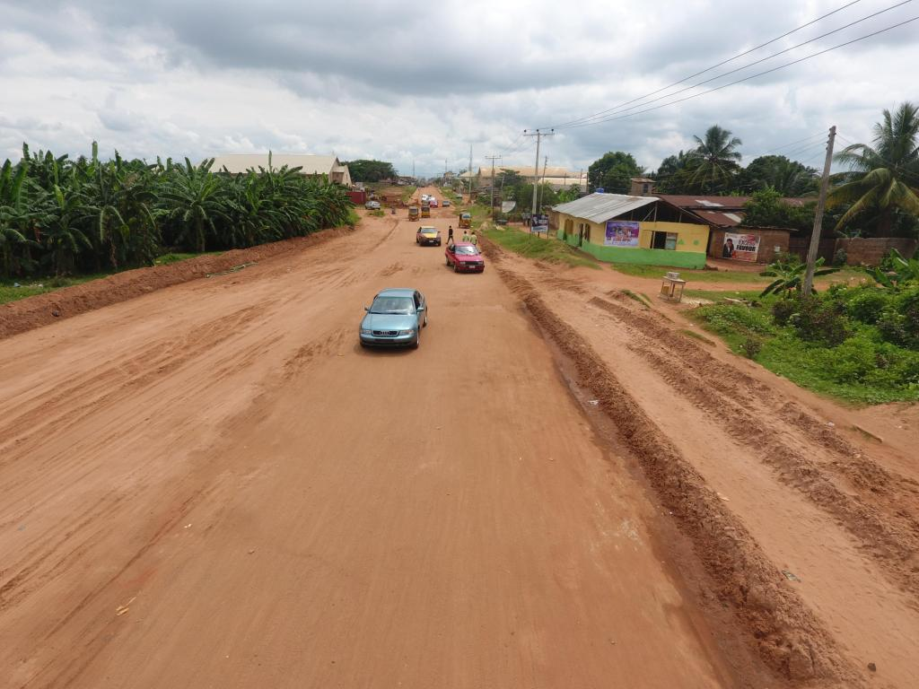 Lucky Way gets lucky as Edo commences reconstruction