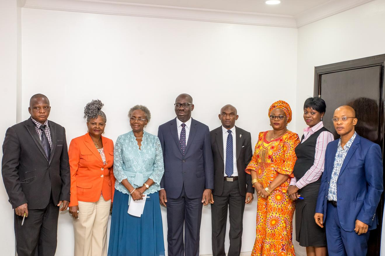 Gov Obaseki inaugurates Edo Library Revival Committee