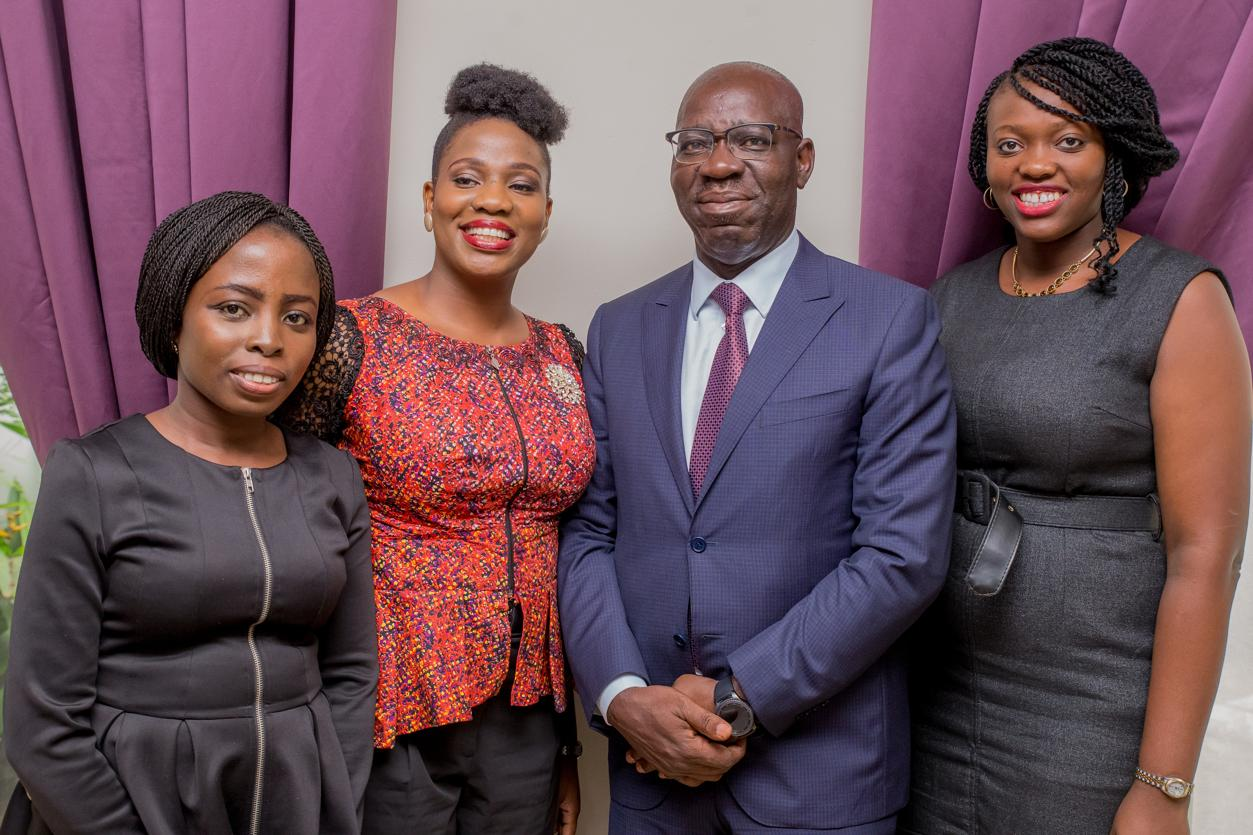Obaseki exhorts Mandela Washington Fellowship awardees