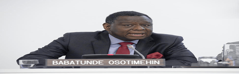 Osotimehin: His passing has created a void difficult to fill – Obaseki