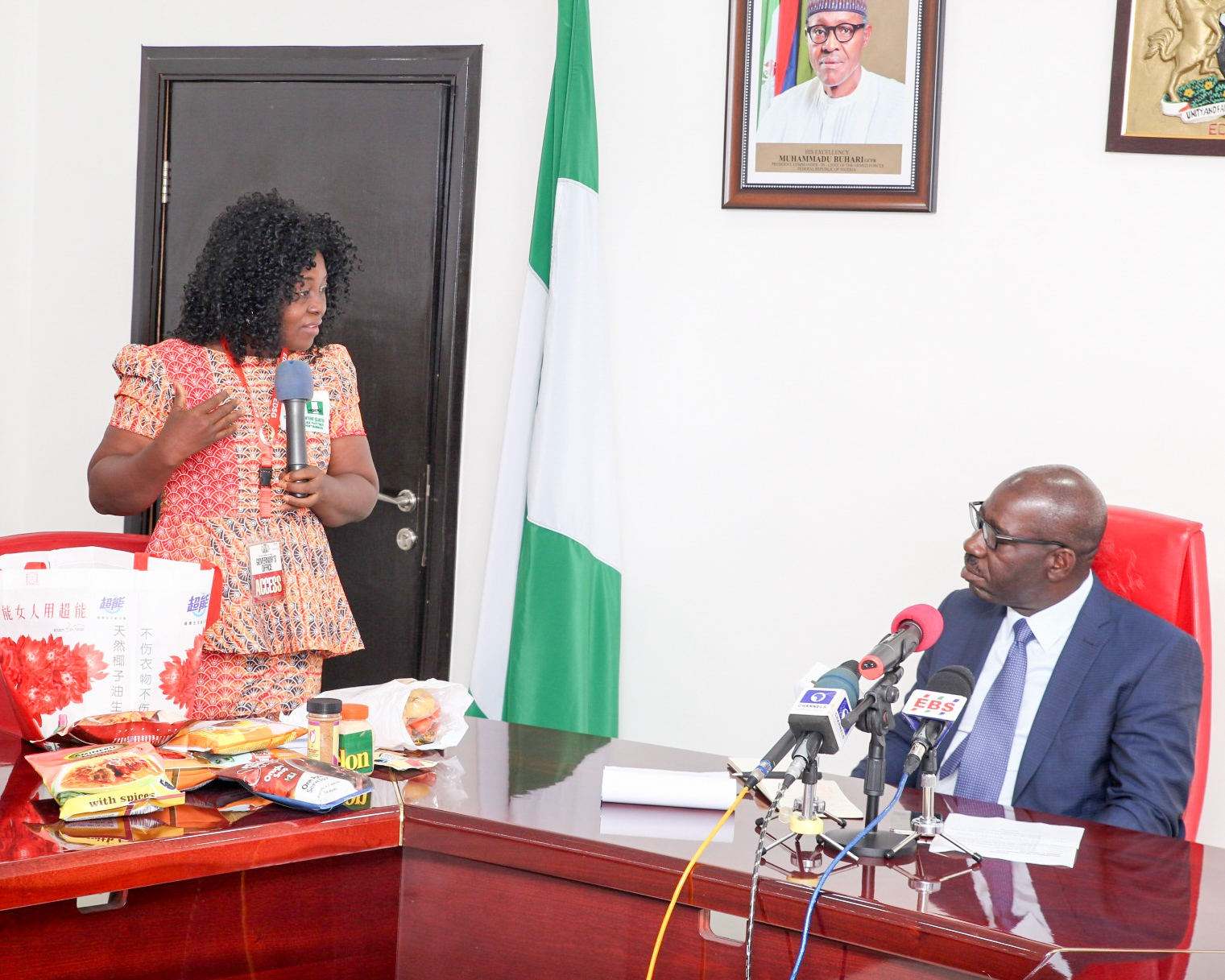 Obaseki announces plan to set up Export Processing Centres in Edo