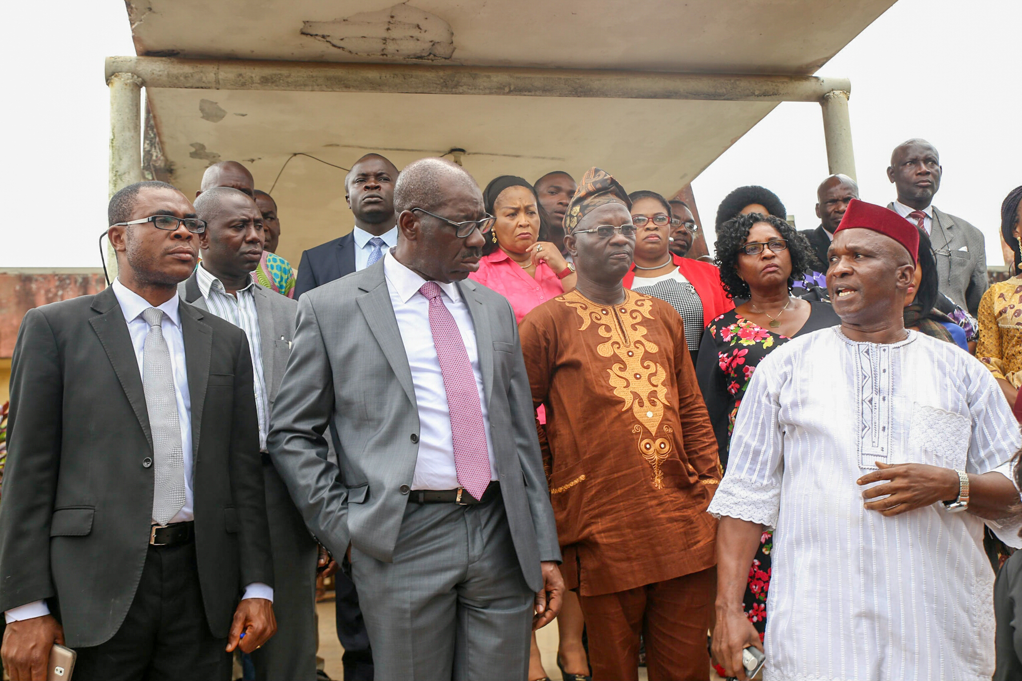 Obaseki inspects state media outfits, to revamp EBS, Observer