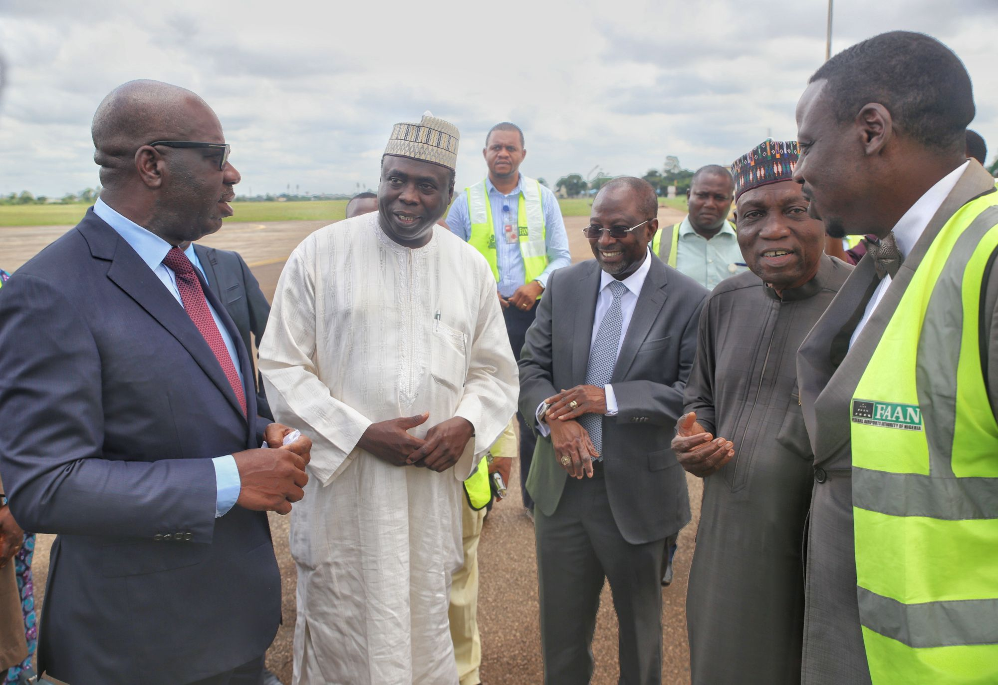 Obaseki to partner FG on Benin Airport expansion
