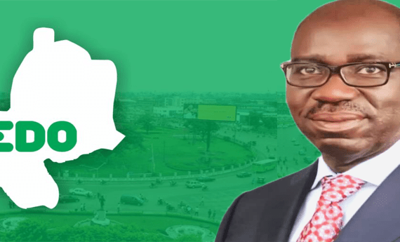 Governor Godwin Obaseki of Edo State.