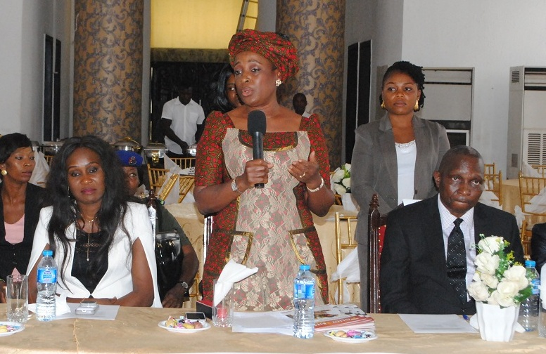 Edo First Lady Rolls Out Plan On Neonatal, Maternal health Awareness