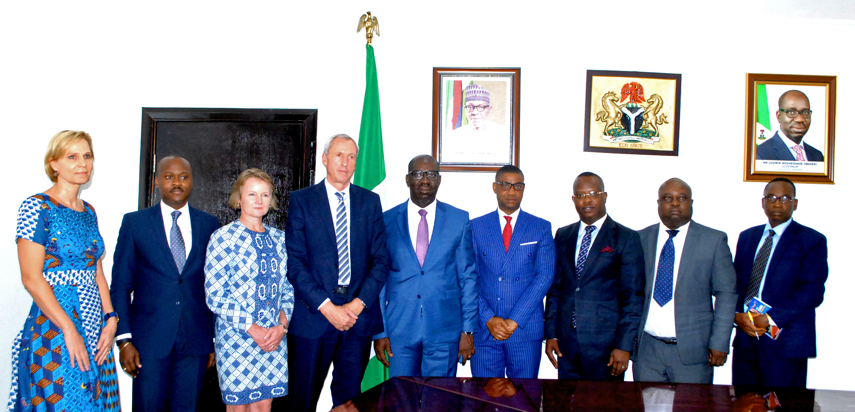 Edo Govt to partner VLISCO Group on Skills Acquisition programme