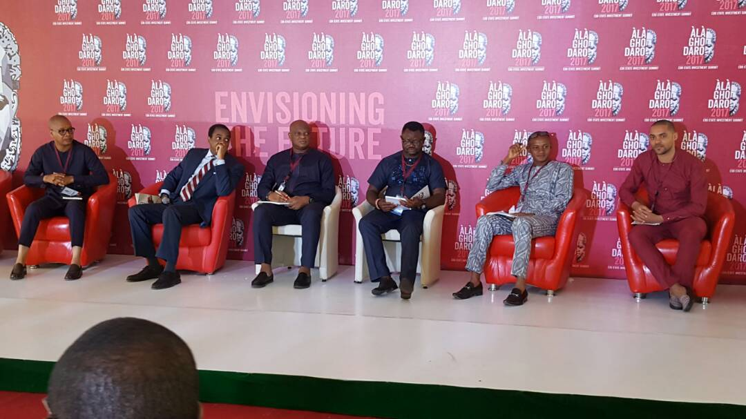 Duke, Ehikhamenor, Akpata, others call for policy, infrastructure for creative industry