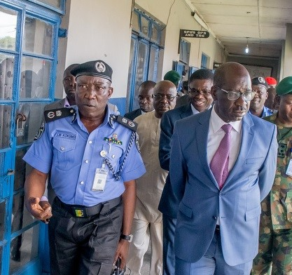 Edo Govt to unveil new security architecture by December 1