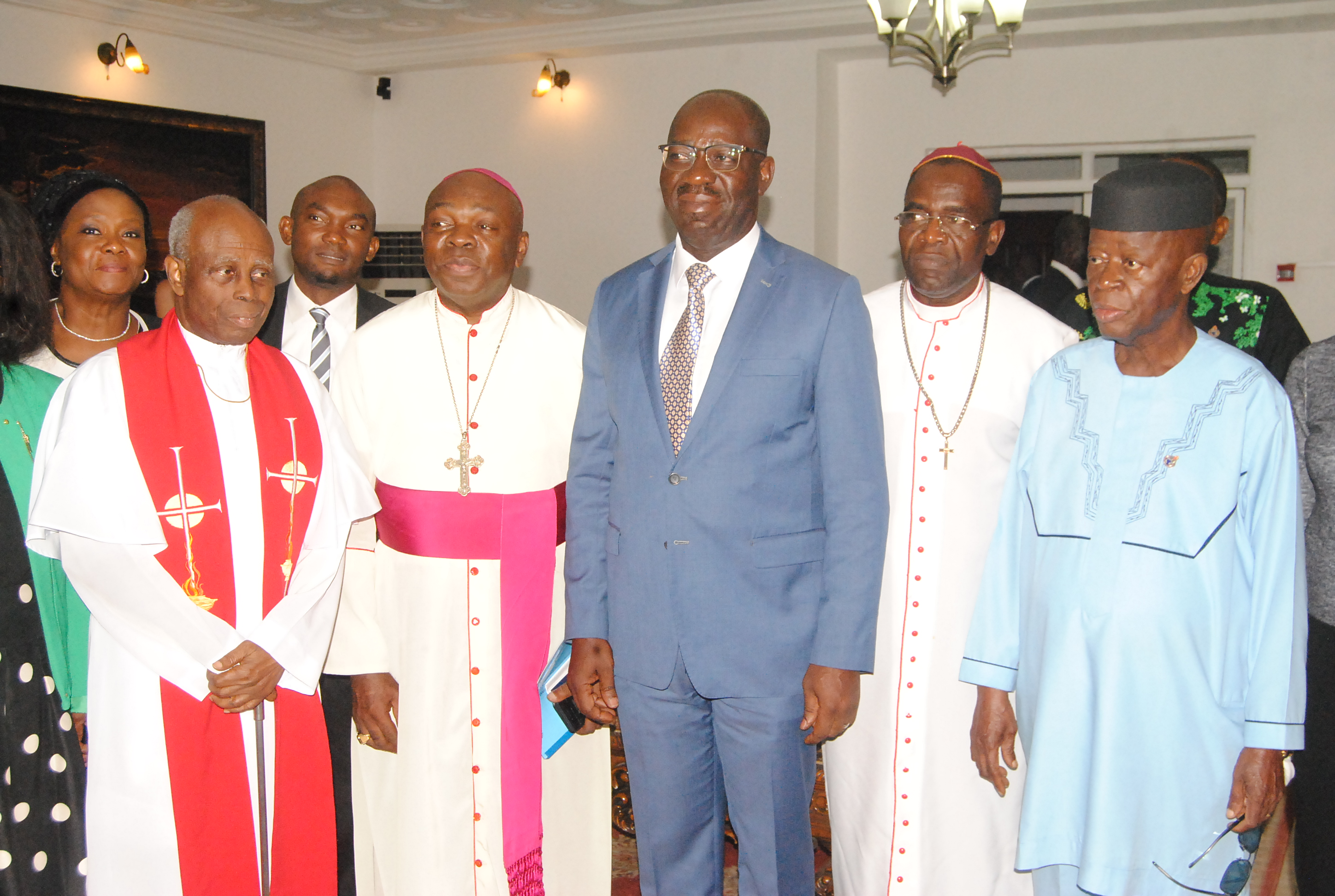 Human Trafficking: Obaseki charges religious leaders, as group urges Italy, EU to rein in cartel