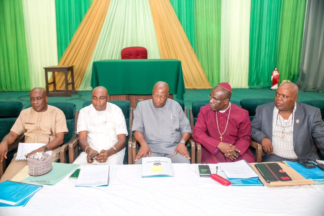 Edo Govt Charges Intending Christian Pilgrims on Spiritual Re-birth