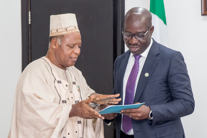 Edo set to develop Health Master Plan