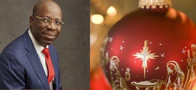 Christmas: Obaseki urges Christians to uphold spirit of season