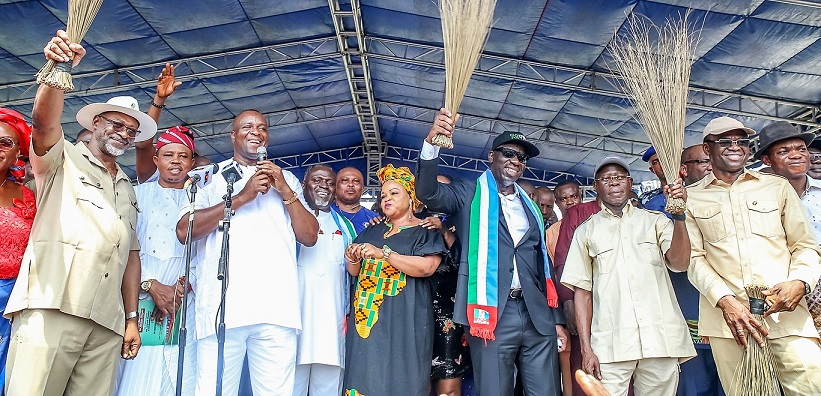 Why we decided to join Obaseki's new revolution, by Agbonayinma, Iduoriyekemwen, ex- PDP members