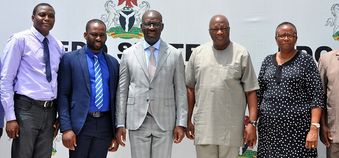 Obaseki to build 3 Super General Hospitals in Edo, assures enhanced working conditions for medical personnel