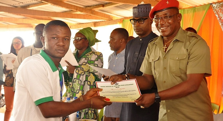 FG, Edo synergise to boost youth empowerment, as 121 graduate from skills acquisition programme