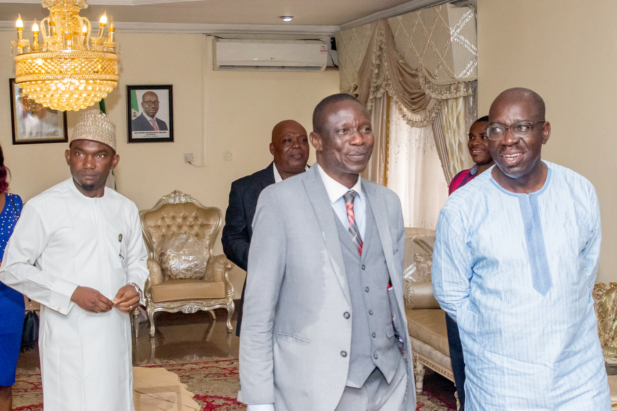 2019 polls: Obaseki, PFN urge Nigerians to shun divisive speeches