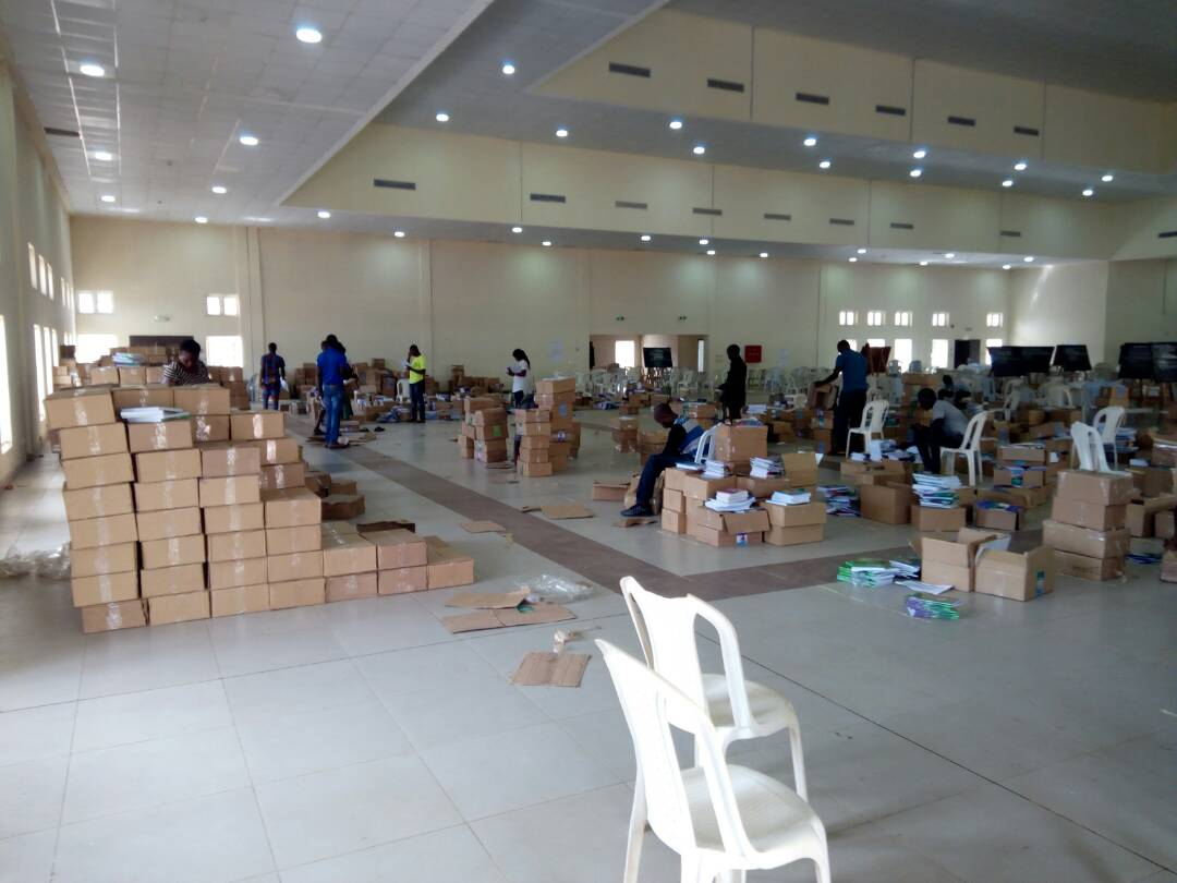 Edo Basic Education Transformation programme underway as SUBEB receives cache of books