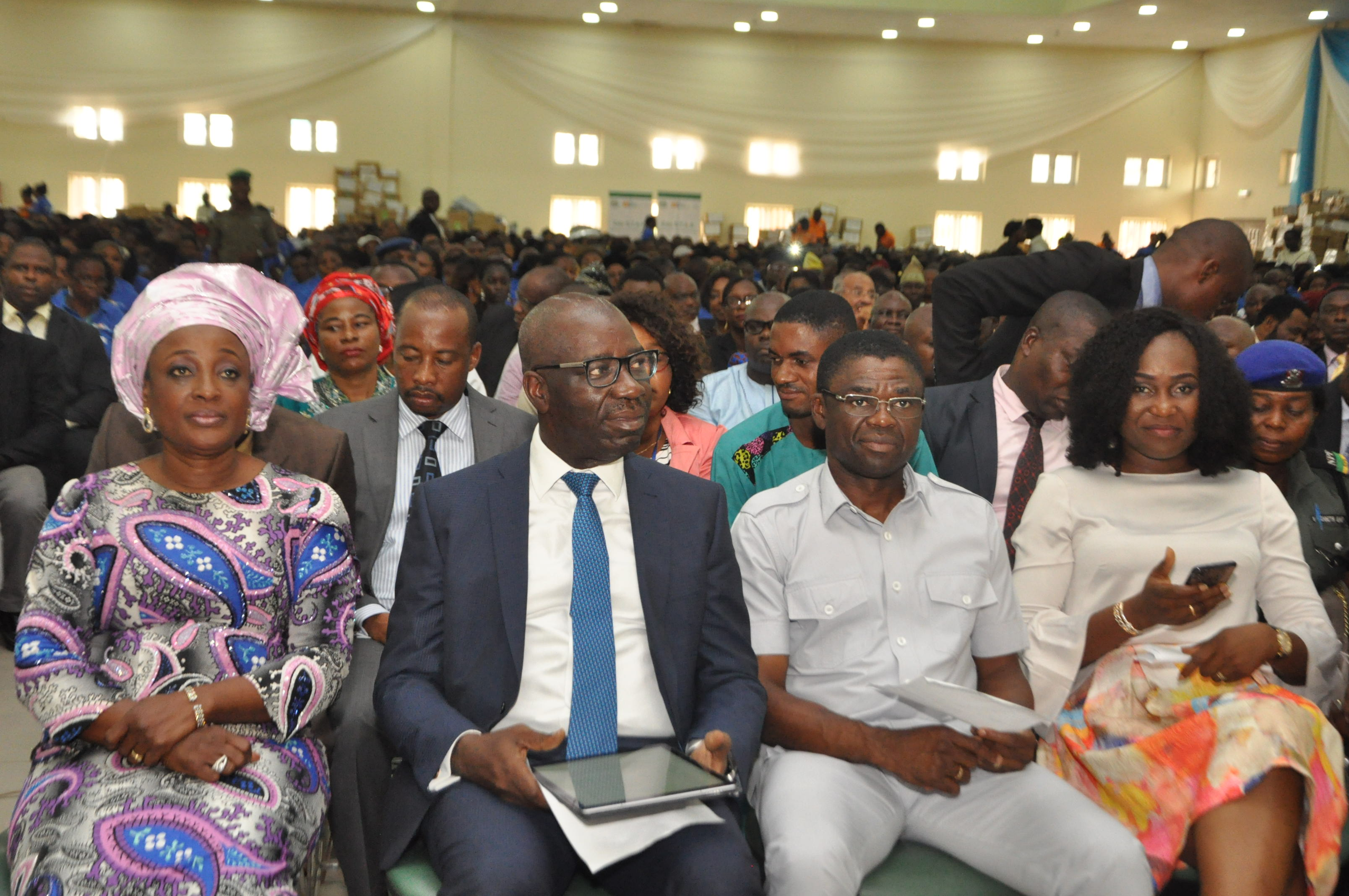 Education marshalls to stem loitering by students as Obaseki launches Edo-BEST