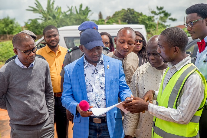 Obaseki okays construction of 60 roads, Amagba Road for reconstruction  …to create 7,000 direct jobs