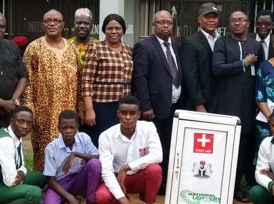 Edo Govt mulls sick bays in public schools, as NLTF donates first aid kits to 9 schools