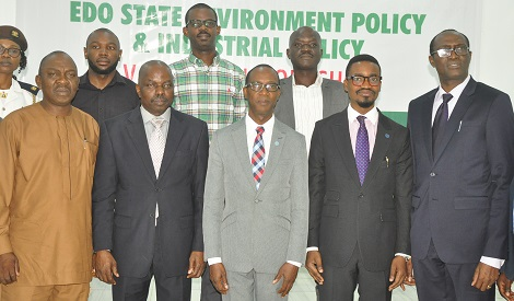 Obaseki urges actionable strategies as experts fine-tune Edo Environment Policy