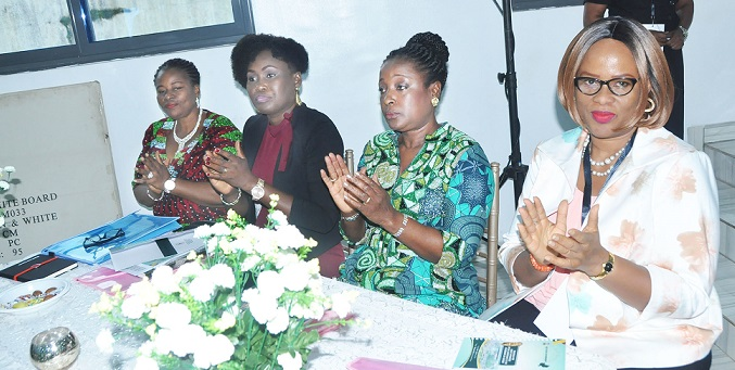Wife of Edo Governor Charges female political appointees on performance