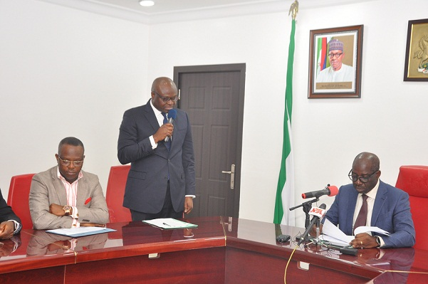 Agric College revamp: Obaseki inaugurates C'ttee to implement tri-campus structure, other reforms