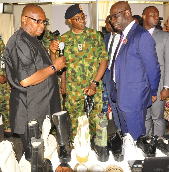 Obaseki advocates stronger stakeholders' synergy to tackle security challenges