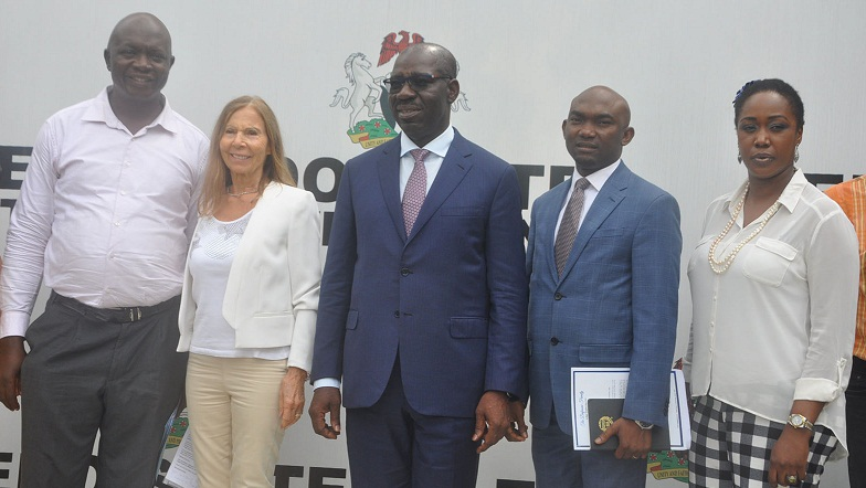 Obaseki pledges support for One Million Trees project in Edo