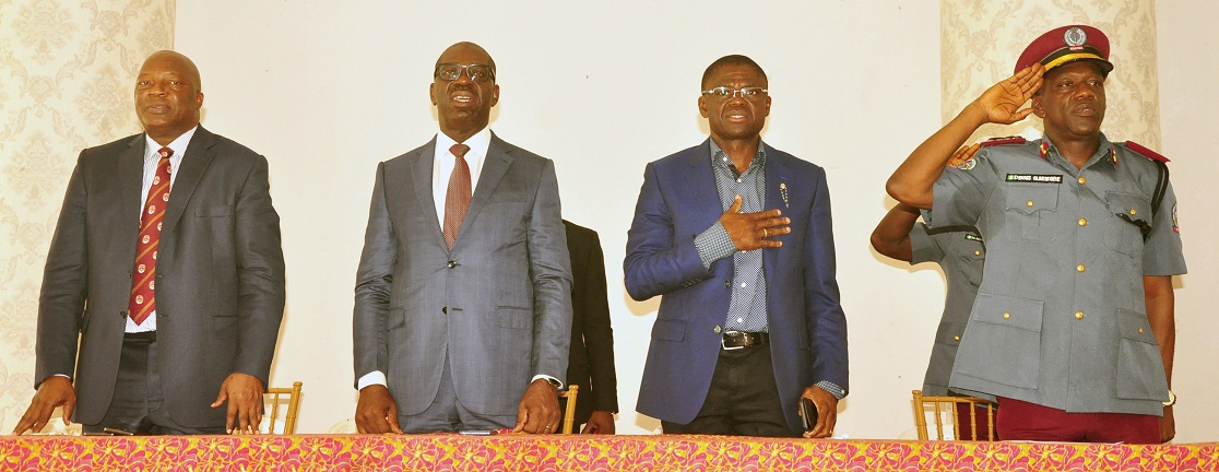 Obaseki rewards 33 EDSTMA officials for dedication to duty