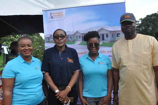 EDPA, MIXTA Nigeria showcase new Emotan Gardens as Oba Ewuare II Golf tourney tees off