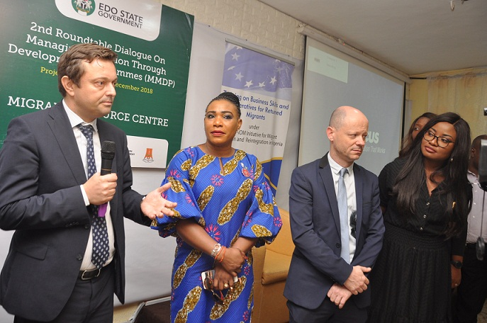 Illegal migration from Edo State declines on Obaseki's effort, says EU