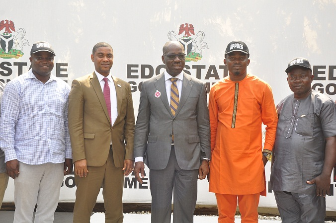 Skills acquisition: Obaseki, POP dealers mull training facility for youths