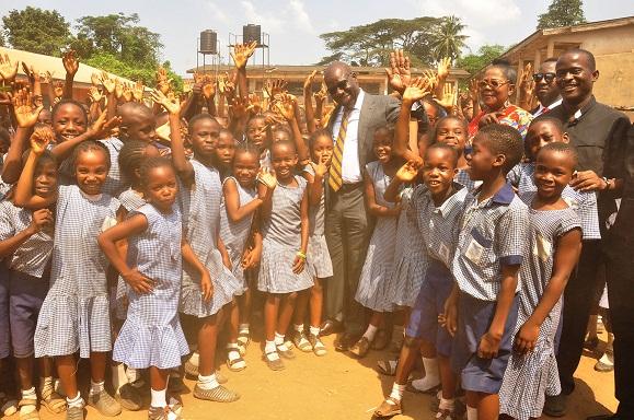 Edo Govt set to commence refurbishment of public schools
