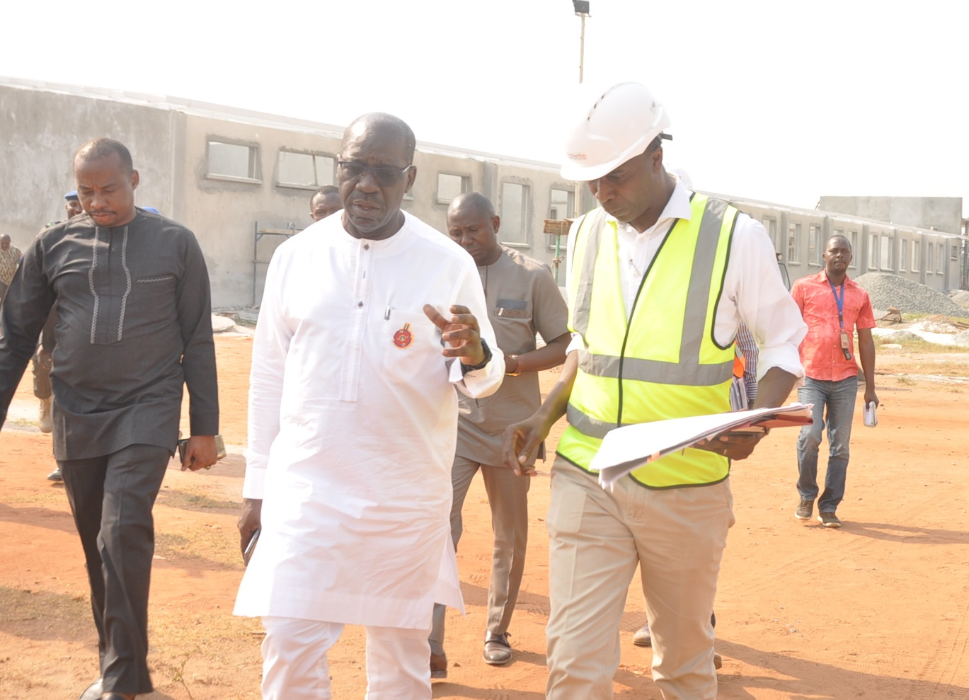 Benin Technical College revamp: Obaseki assures new workshop equipment will be ready in 90 days
