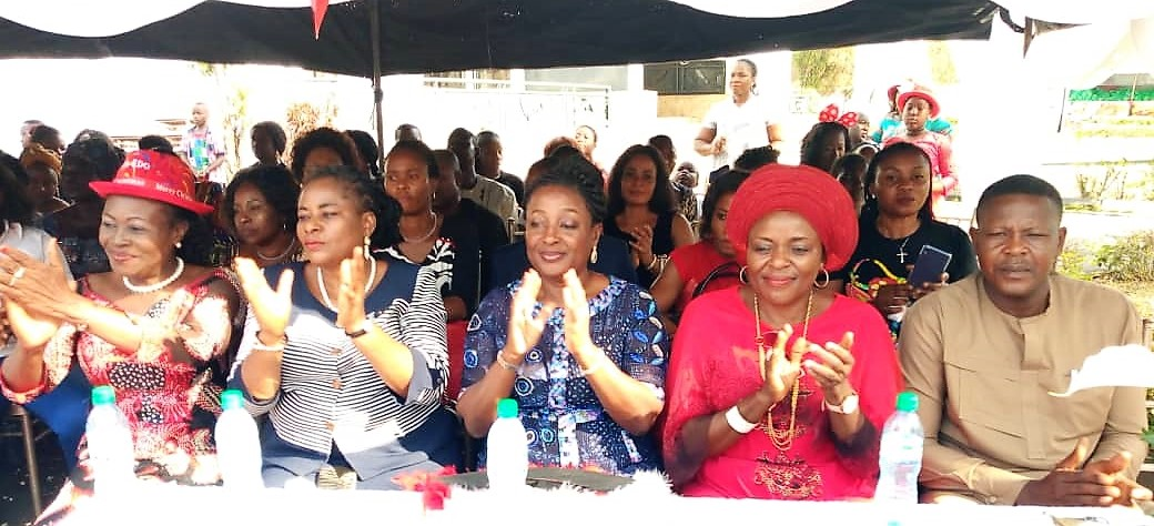 Mrs Obaseki tasks women on unity, support for govt programmes