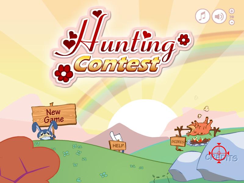 "Jeu vidéo ""Hunting Contest"""