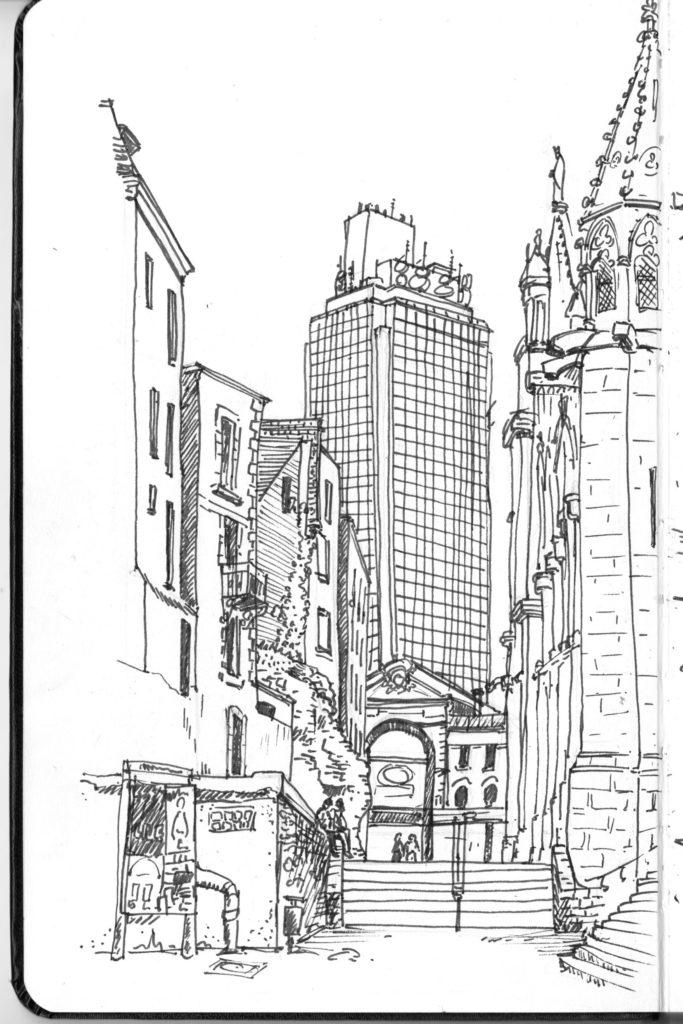 La tour Bretagne