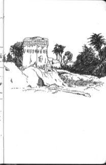 Ruines du chateau de Trémazan