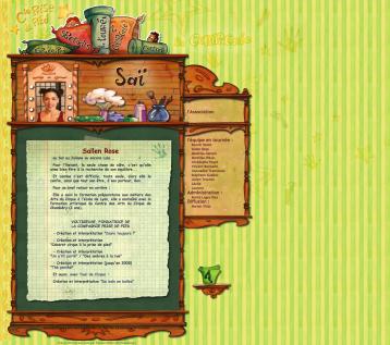 Page équipe — Theme wordpress original prise-de-pied
