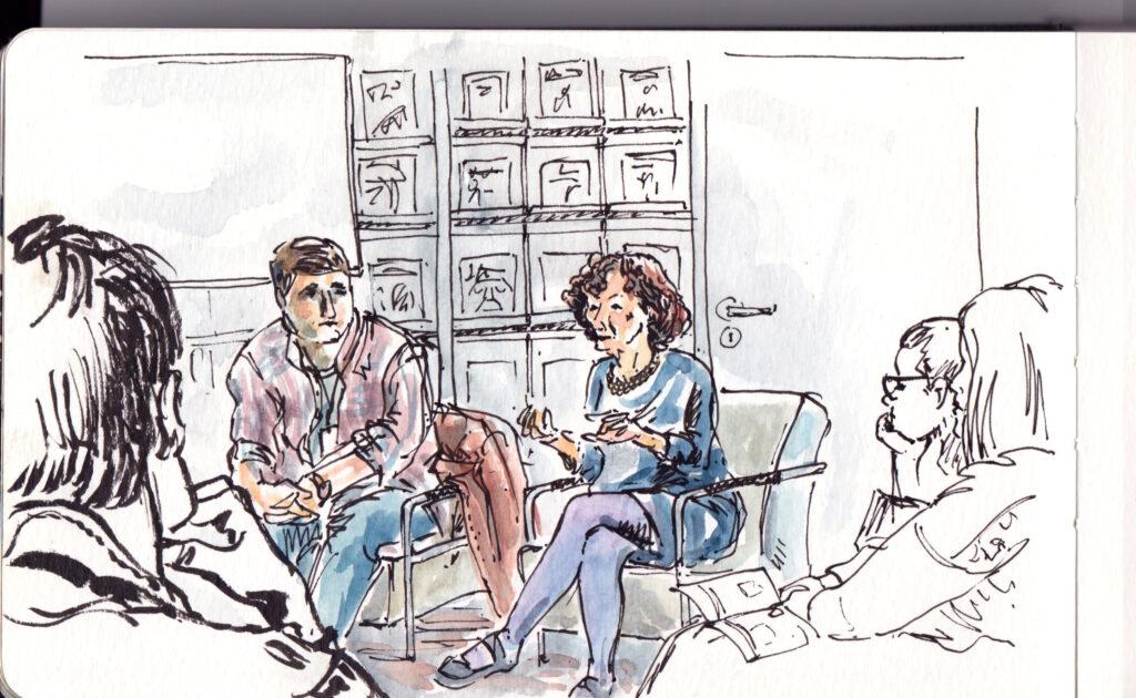 Conférence sur Paris
